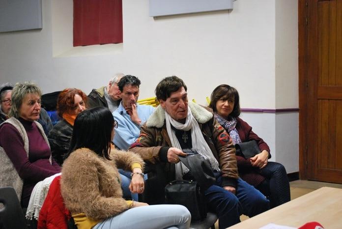 Jean-Luc Chaumeil était présent à l'AG du Cercle du 17 janvier