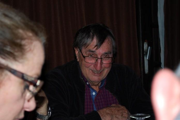 Jean Bertrand chercheur de l'affaire de Rennes-le-Château
