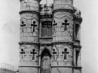 Le fort de Fréfossé a servi de modèle à la tour Magdala