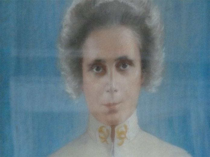 Le regard de Geneviève Zaepfell