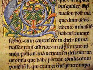 Le Liber Tobie ou Tobiae se réfère à l'histoire de Saunière