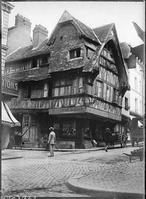 Maison Plantefor de Lisieux