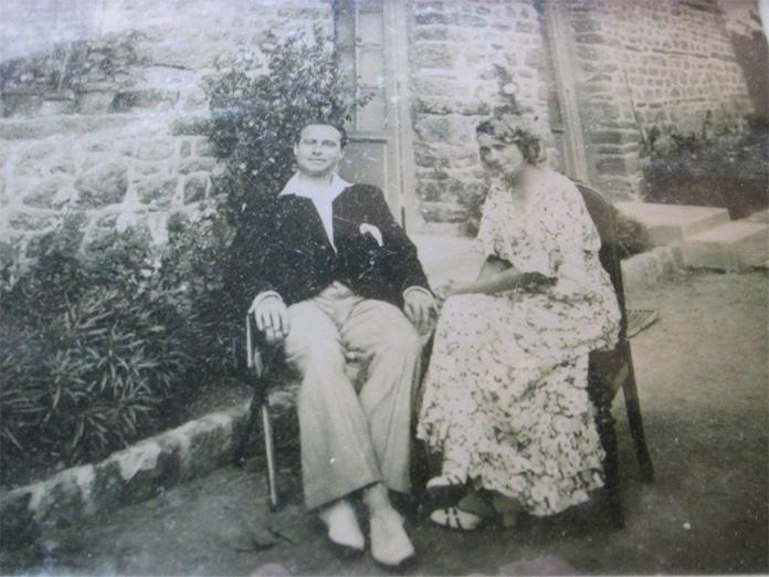 René et Geneviève Zaepfell
