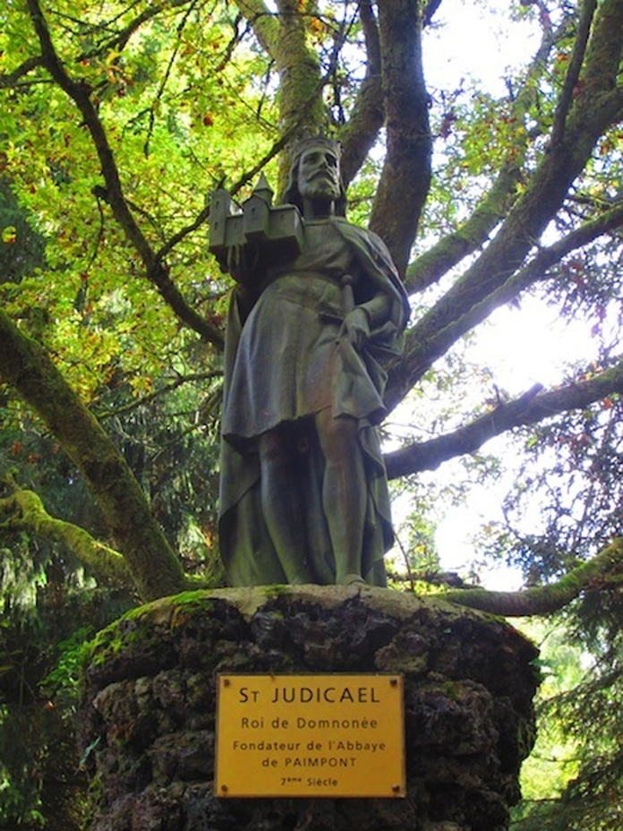Le roi Saint Judicael