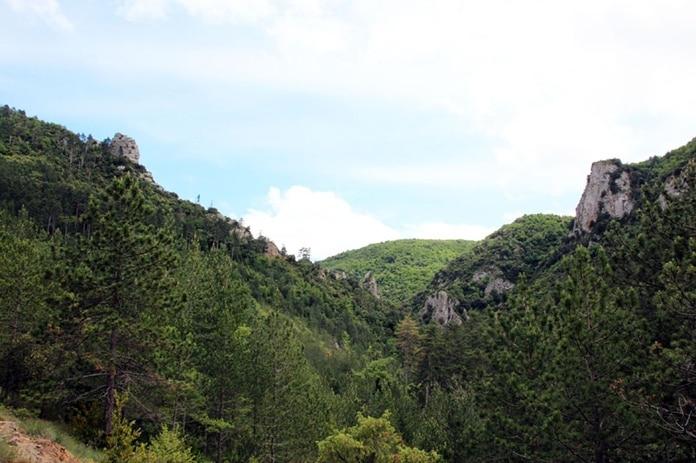 Arche du Bézis terrain de jeu de Jean-Pierre Garcia
