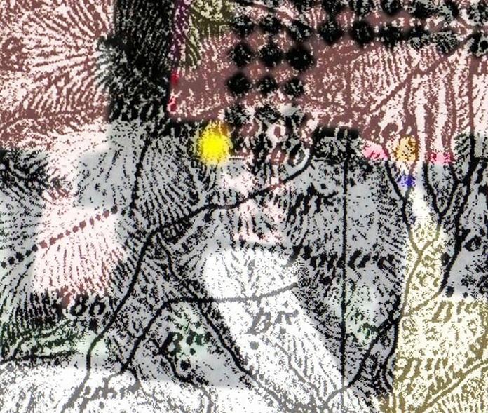 Asmodée position 666 trouvée par Jean-Pierre Garcia
