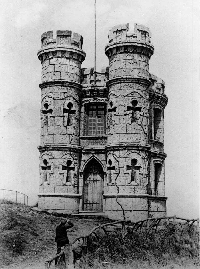 Fort de Fréfossé à Etrtat