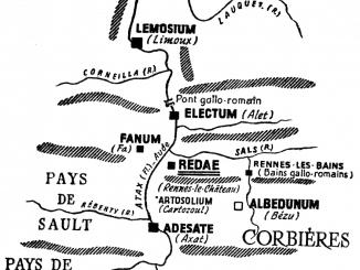 Un peuple gauliois inconnu dans la Haute Vallée de l'Aude dans le pagus redensis