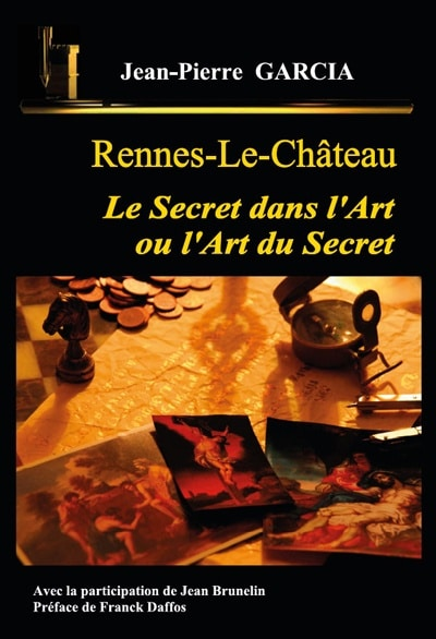 Le secret dans l'art de Jean-Pierre Garcia