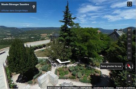 Visite virtuelle du domaine de Bérenger Saunière, du musée et de l'église de Rennes-le-Château