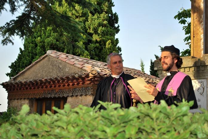 Monseigneur Billard et Saunière