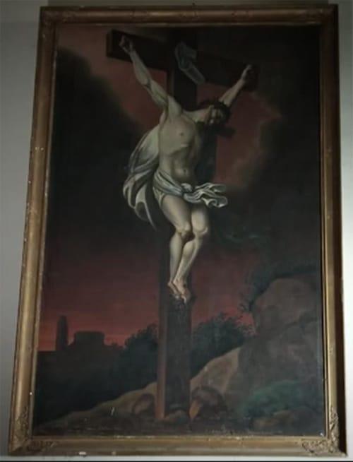 Crucifix de Gasc à Rennes-les-Bains - David Galley ©