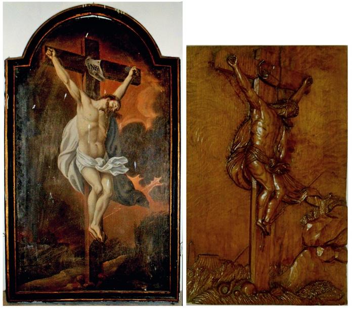 Couplage des christs à l'éclair : Gardie et Valfleury - Montage Sylvestre Peron