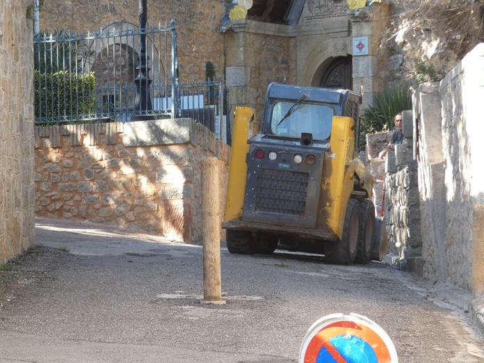 Les fouilles sont interdites à Rennes-le-Château