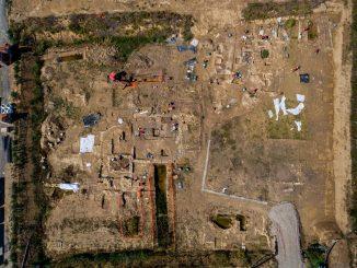 Une nécropole romaine a été découverte à Narbonne en 2019.