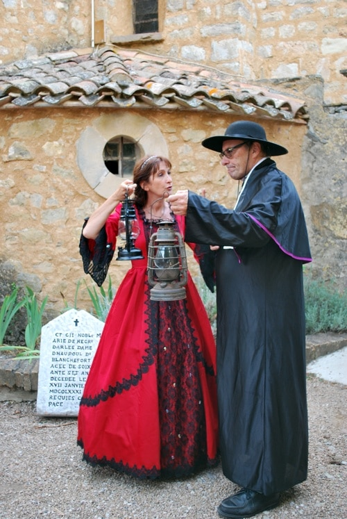 L'abbé Bigou et la comtesse de Blanchefort