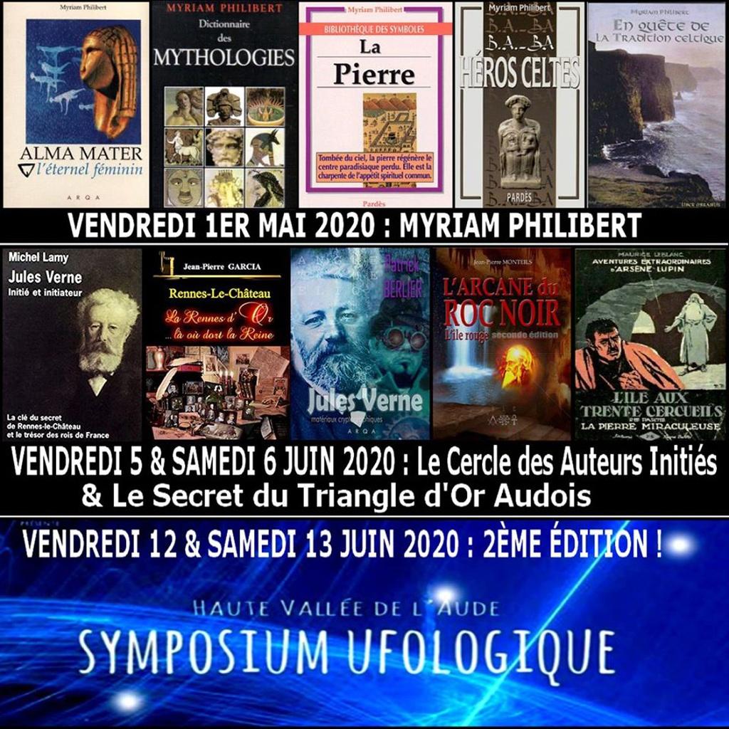 Saison 2020 H.O.R. féminin sacré, le triangle d'or audois et le symposium ufologique