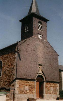 Eglise de Brûly-de-Pesche - © Pierre Guelff