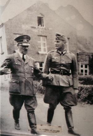 Brûly-de-Pesche le bunker d'Hitler