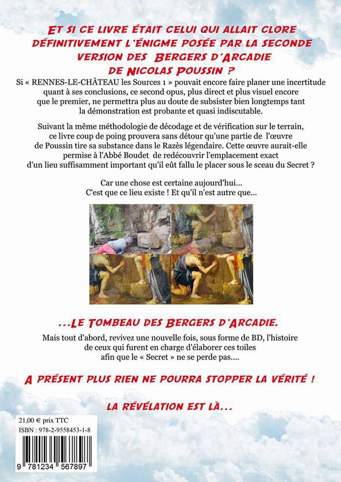 Les Sources II le mystère de Rennes-le-Château révélé