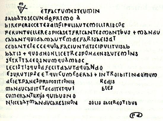 """Le """"Petit Parchemin"""" du décryptage Pierre et Papier de de Chérisey"""