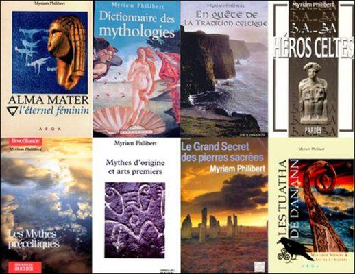 Le mythe de la Déesse par Myriam Philibert
