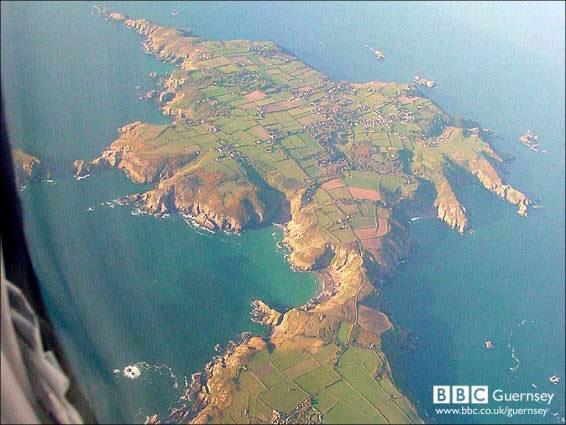 Ile anglo-normande de Sark ou Sarek ?