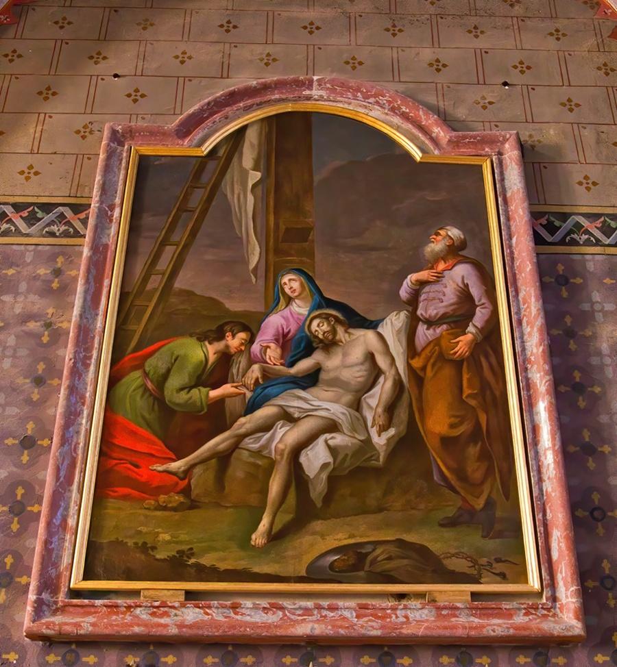Le Christ au lièvre