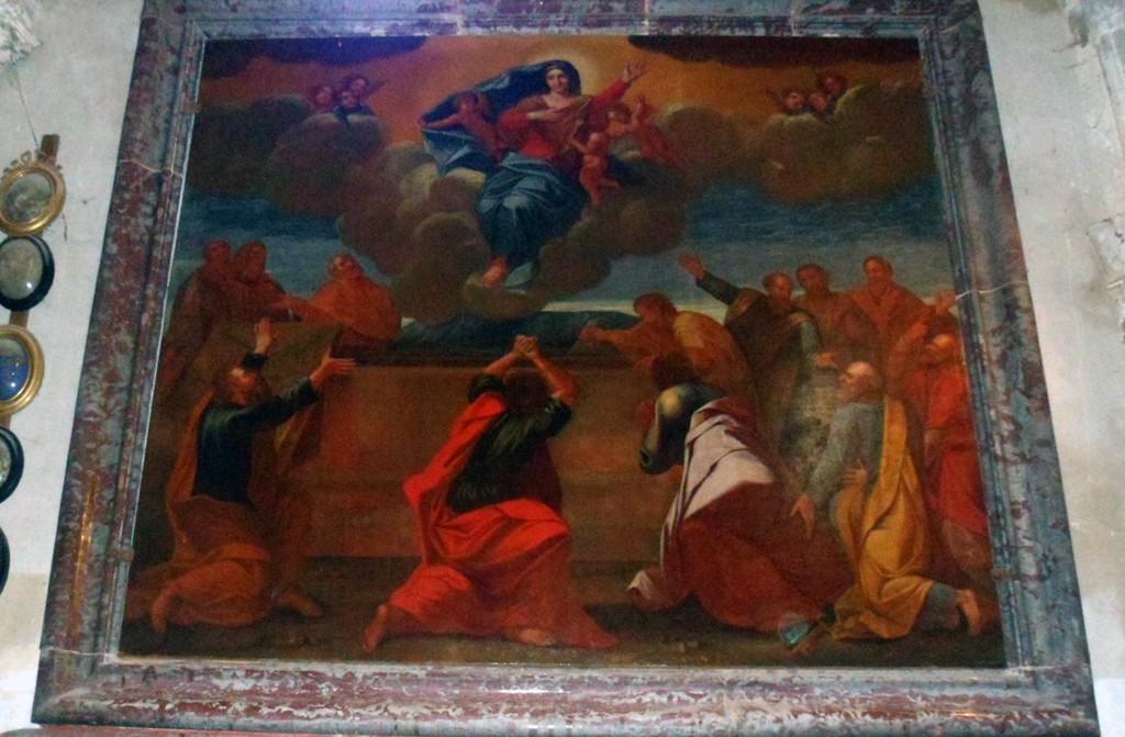 """""""L'Assomption de la Vierge"""" à Notre-Dame du Cros"""
