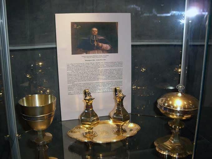 Chapelle personnelle de monseigneur Billard, évêque de Carcassonne