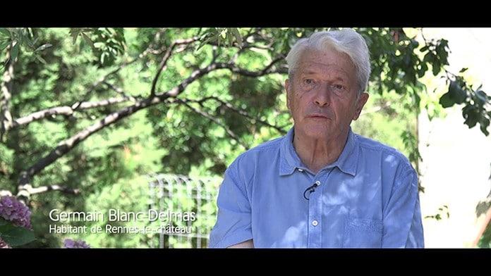 Germain Blanc Delmas apparait dans L'abbé le diable et les chercheurs