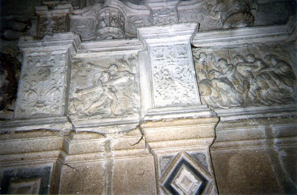 Les travaux d'Hercule sur le jubé de la cathédrale de Limoges - J-M Villette ©
