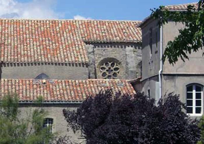 Notre Dame de l'Abbaye à Carcassonne