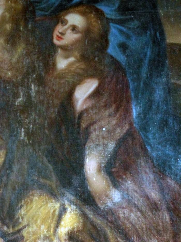 Marie Salomé à la patte de lion