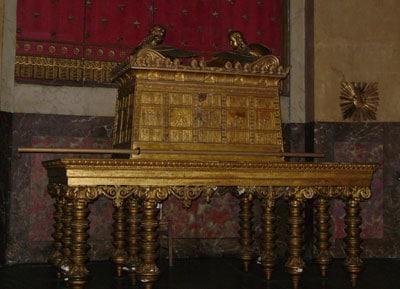 rche d'Alliance à l'église Saint Roch de Paris