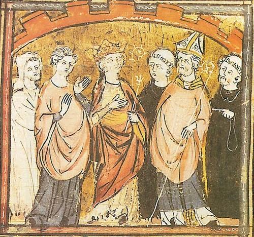 Dagobert Ier (603 - 639) - Le dernier des grands Mérovingiens