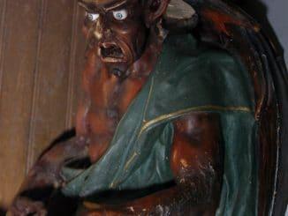 Diable ancien