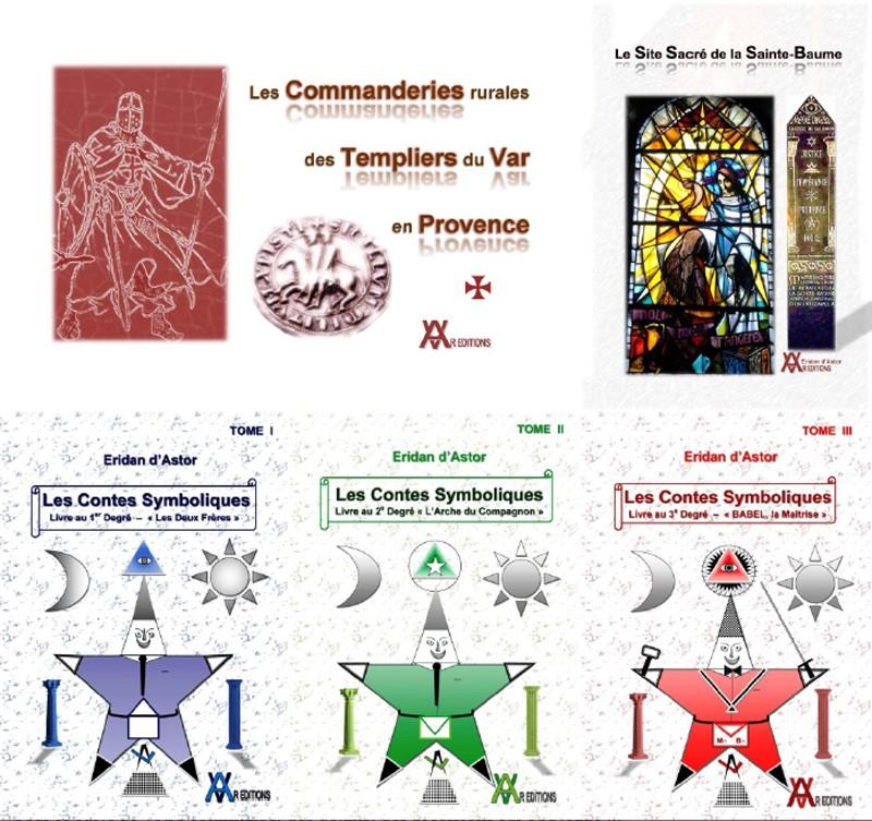 Livres d'Eridan d'Astor en vente à Correns