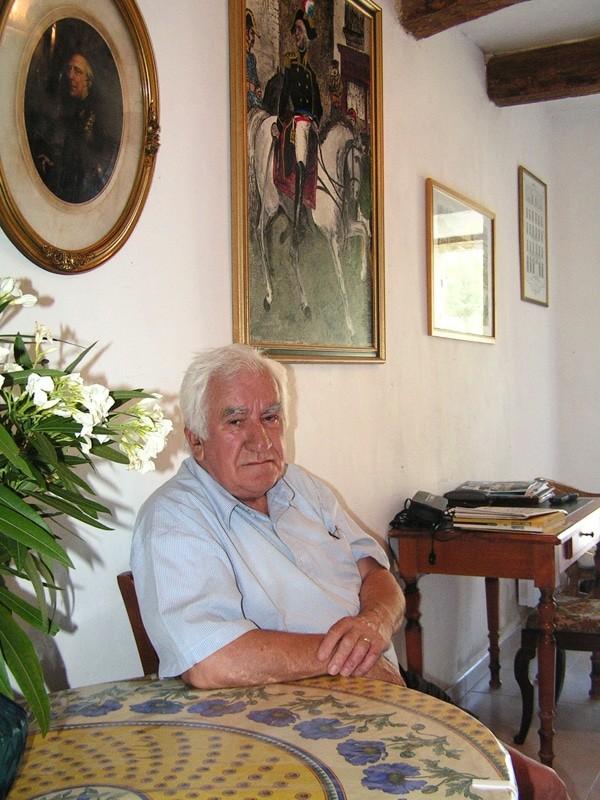 Roger-René Dagobert descendant du roi Dagobert I