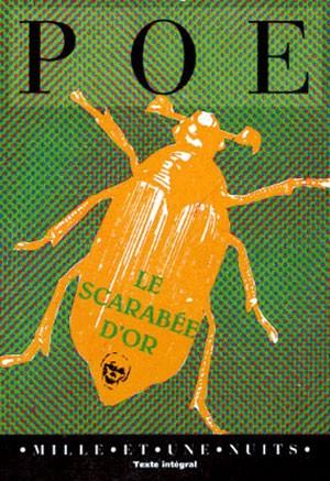 """""""Le Scarabée d'Or"""" d'Edgar Poe"""