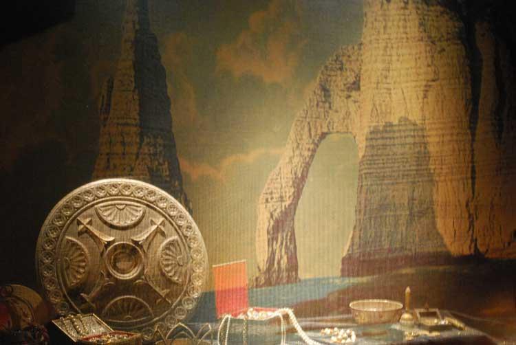 Les trésors de l'aiguille creuse et d'Arsène Lupin