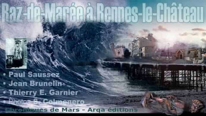News : raz-de-marée à Rennes-le-Château après les travaux