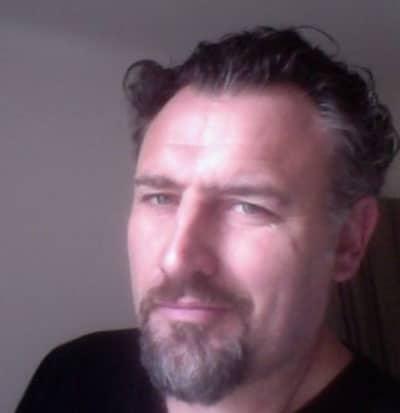 Tony Baillargeat, auteur des aventures d'Arthur Brenac