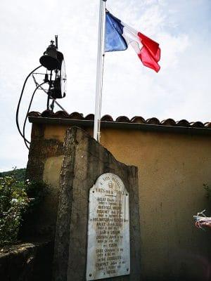Monument aux morts de Fourtou