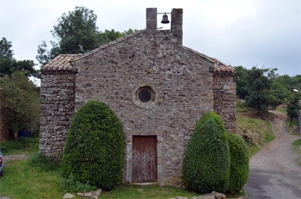 Eglise de Saint Salvayre près d'Alet