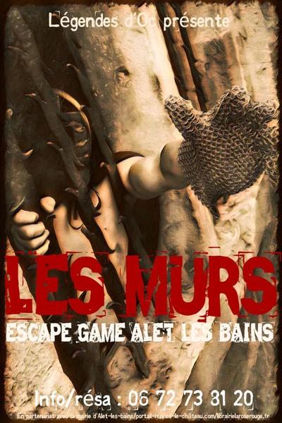 """Escape Game """"Les Murs"""" dans l'ancienne prison d'Alet, Aude - 11"""