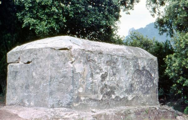 Tombeau des Pontils, la piste du trésor de Rennes-le-Château