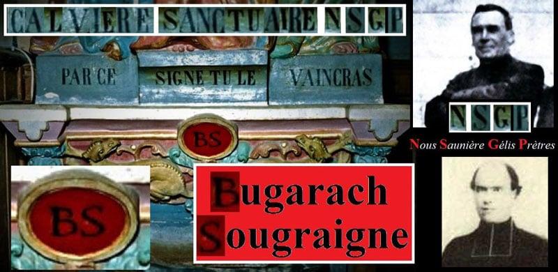 News : Bugarach et Sougraigne, les 2 villages sont repris dans le décodage pour trouver le trésor à La Cavalière