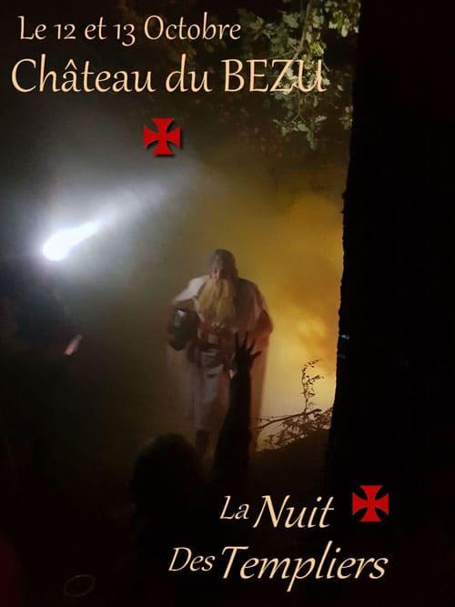 News : La nuit des Templiers du 12 au 13 octobre au Bézu
