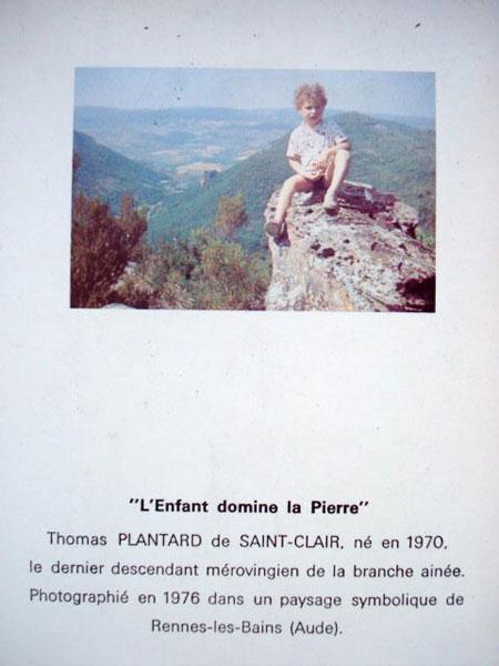 """La quatrième de couverture du livre de Louis Vazart """"Abrégé de L'histoire des Francs les Gouvernants et Rois de France"""""""